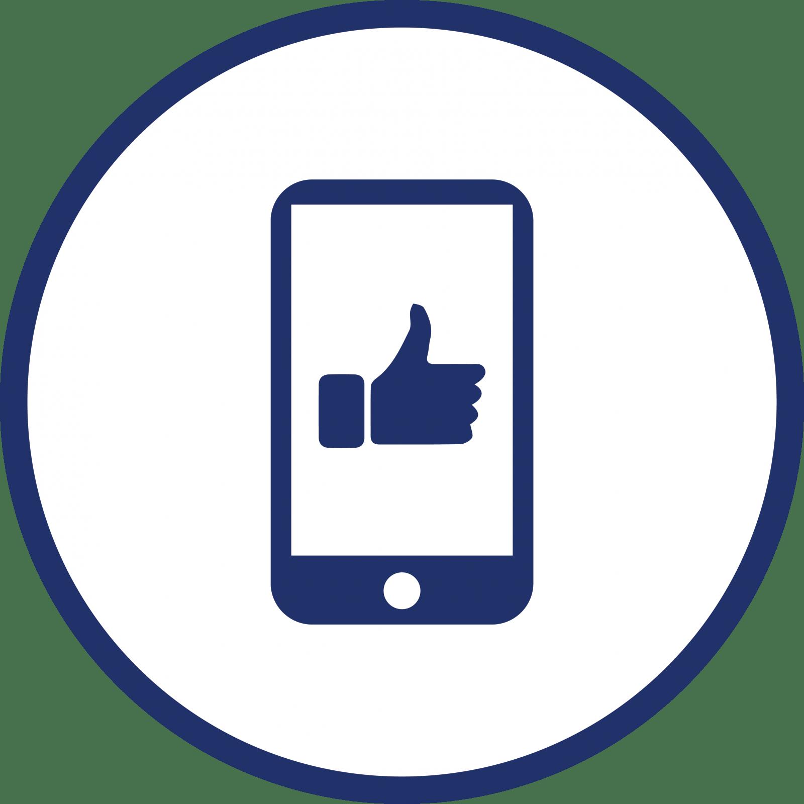 Mobile3 - Web design